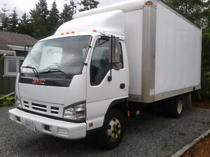2006 GMC Other W3500 Cube Van