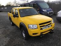 Ford Ranger 2.5TDCi ( 143PS ) 4x4 D/Cab ( A/C ) Double Cab