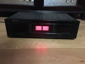 Kenwood Power Amplifier