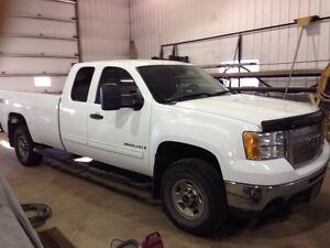 REDUCED 2008 GMC 2500 HD