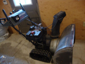 Sears Craftsman II Steerable Trac Snowblower - 10hp, 28 inch