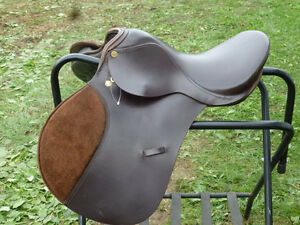 17 in A/P English saddle