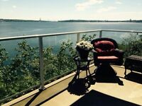 MILLION DOLLAR VIEW at an affordable price! Bedford condo!!