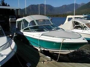 Custom Boat Tops and industrial sewing repair service