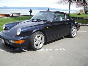 1991 Porsche 911 Coupe (2 door)
