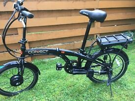 COYOTE CONNECT ELECTRIC FOLDING BIKE