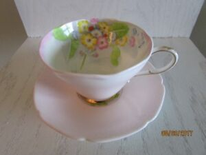 Antique Paragon bone china teacup
