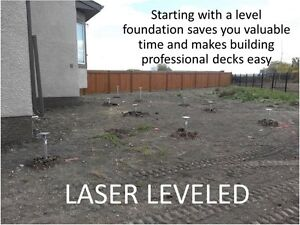 Postech Screw Pile Footings For Decks, Additions, Sunrooms! Windsor Region Ontario image 7