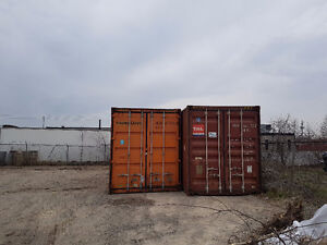 20' and 40' Used Shipping & Storage Containers - On Sale