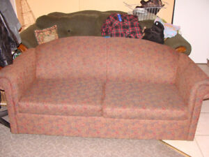 Sofa bed in excellent condition!