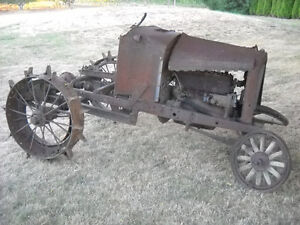WANTED RUNNING MODEL A CHASSIS WITH COWL