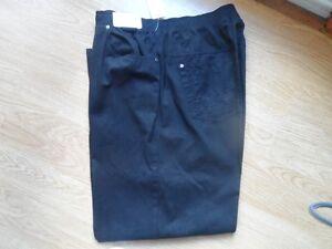 Women's Black Sz. 1X Pants