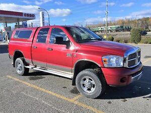 2007 Ram 3500 Laramie HD Pickup Truck Prince George British Columbia image 2