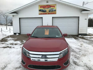 2010 ford fusion sel $6999