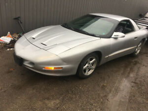 1996 PONTIAC FIREBIRD FOR SALE