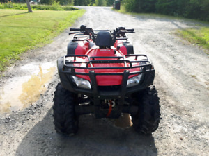 Honda Four Trax Rancher AT 4x4