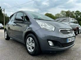 image for 2011 KIA VENGA 1.4 CRDI LHD + LEFT HAND DRIVE + FRENCH REG + ONLY 89K + A/C +5DR