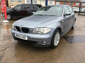 BMW 116 1.6 SE 96,000 miles, last owner 6 years, HPI CLEAR!!