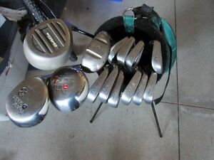 tommy armour 845s silver scotts set $180