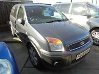 Ford Fusion 1.6TDCi 2007.25MY Plus