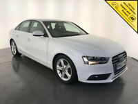 2013 63 AUDI A4 SE TDI DIESEL 1 OWNER SERVICE HISTORY FINANCE PX WELCOME