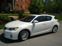 2012 Lexus CT 200h cuir Berline