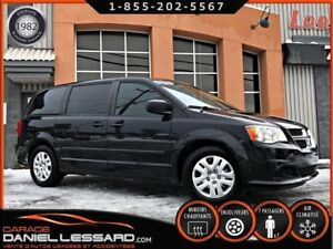 Dodge Grand Caravan SE 7 PLACES, BAS KM, CRUSE, A/C, PRÊT A PART