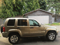 2003 Jeep Liberty Limited Edition 4x4