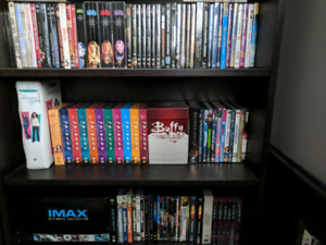 DVD collect - several series and many new unopened