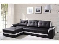 Corner Sofa Bed MUNDO-Left