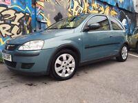 2006 Vauxhall Corsa Sxi TwinPort 12 Months Mot.