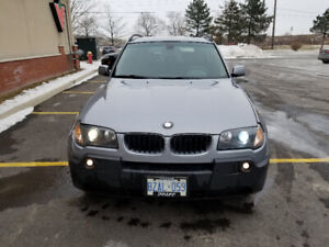 2005 BMW X3 for 2800