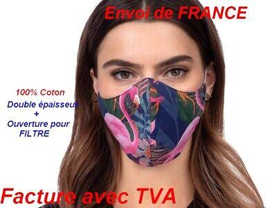 Maske Von Schutz Des Gesicht IN Stoffe Öffnung Für Filter Sendung Von