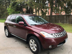 2007 Nissan Murano SL Awd With E tested SUV, Crossover