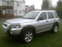 Land Rover Freelander 2.0Td4 auto 2006 Freestyle AUTOMATIC