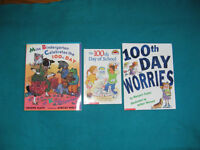 Primary Reading Book 100th day of School Theme