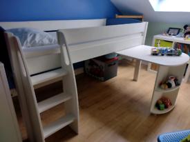 Kids' bed Stompa mid sleeper