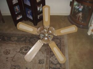 36 Inch Ceiling Fan with Lights