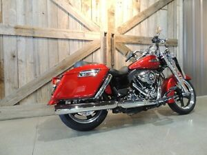 2012 Harley-Davidson FLD - Dyna Switchback Peterborough Peterborough Area image 2