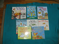 Primary Reading Books Chicken and Goose Theme