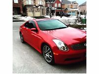2007 Infiniti G35 6 Speed *Priced to Sell*