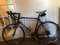 Road bike cannondale synapse