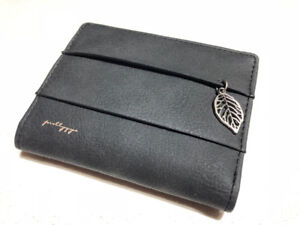 BRAND NEW: Synthetic leather wallet