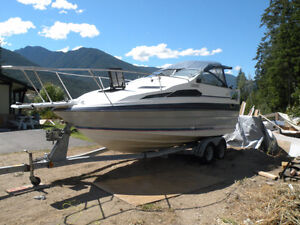 Bayliner Sunbridge 2155 Ciera & Trailer