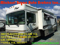 2003 FLEETWOOD FLAIR 32FT CLS A *2 SLIDES* GREAT SPRING PRICE***