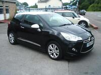 2011 61 Citroen DS3 1.6e-HDi Airdream DStyle **ZERO TAX**