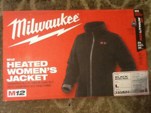 Brand New in Box Milwaukee Women's Heated Jacket for Sale