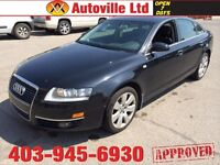 2007 AUDI A6 4.2 V8 QUATTRO NAVIGATION EVERYONE APPROVED