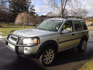 2004 Land Rover Freelander PARTING OUT FOR PARTS