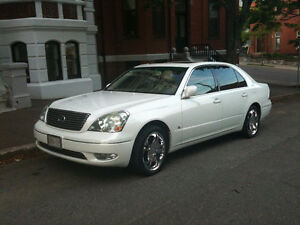 2001 Lexus LS Sedan Sale or Trade
